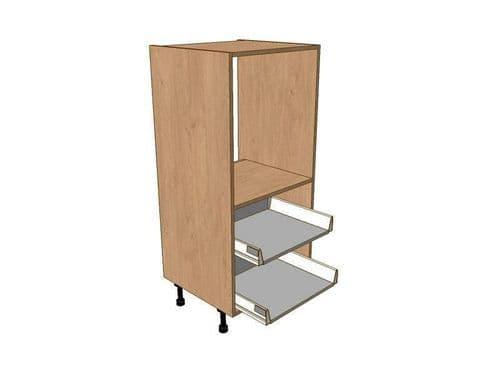 600mm Midi Single Oven Housing - 2 Pan
